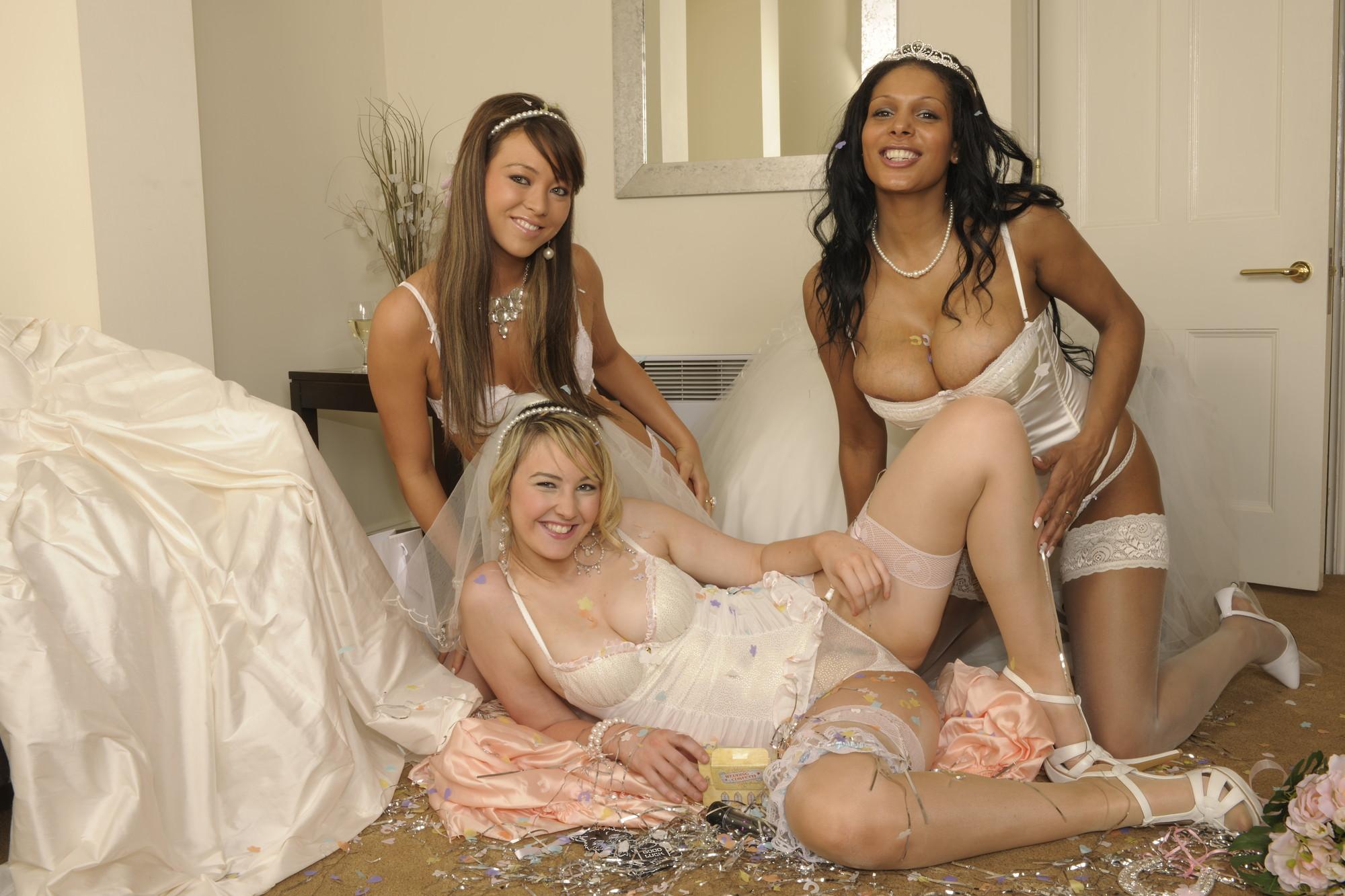 Фото на свадьбе голые видео — 15
